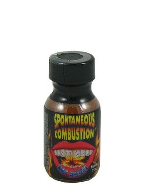 Mini Spontaneous Combustion Hot Sauce