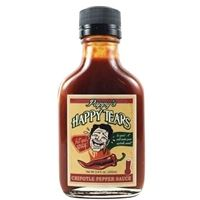 Pappy's Happy Tears Hot and Spicy Chipotle Pepper Hot Sauce