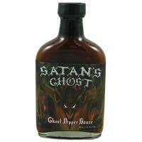 Satan's Ghost Pepper Sauce