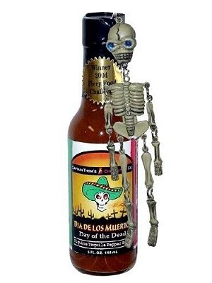 Day Of The Dead Hot Sauce