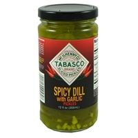 TABASCO® brand Spicy Garlic Dill Pickles