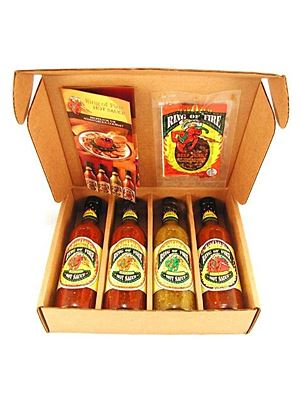 Secret Aardvark Hot Sauce Super Combo Pack
