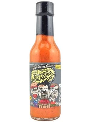 Torchbearer All Natural Zombie Apocalypse Hot Sauce