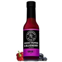 Bravado Spice Co. Ghost Pepper & Blueberry Hot Sauce