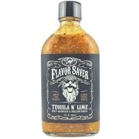 Flavor Saver Tequila N' Lime Hot Sauce and Marinade