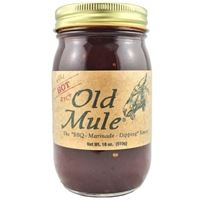 Old Mule Hot BBQ Sauce
