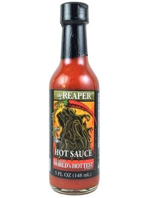 Pucker Butt The Reaper Hot Sauce