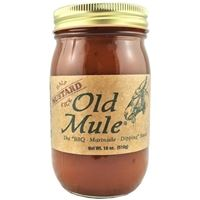 Old Mule Mustard BBQ Sauce