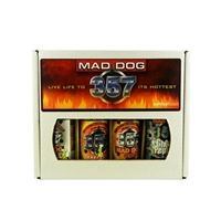 Mad Dog Hot Sauces Gift Box