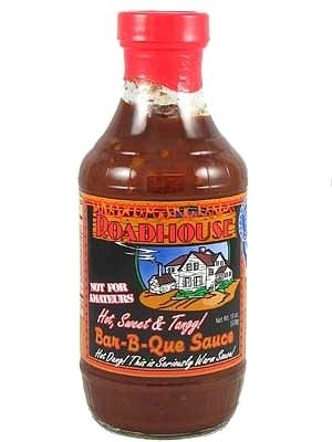 Roadhouse Hot, Sweet, and Tangy BBQ Sauce