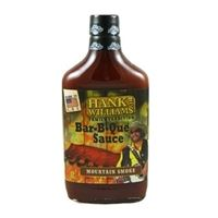 Hank Williams Jr. Family Tradition Mountain Smoke BBQ Sauce