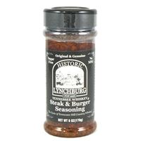 Historic Lynchburg Tennessee Whiskey Steak Seasoning