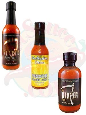 Best of Carolina Reaper Gift Set