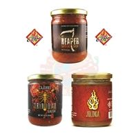 Cajohn's Hottest Salsa's Gift Set
