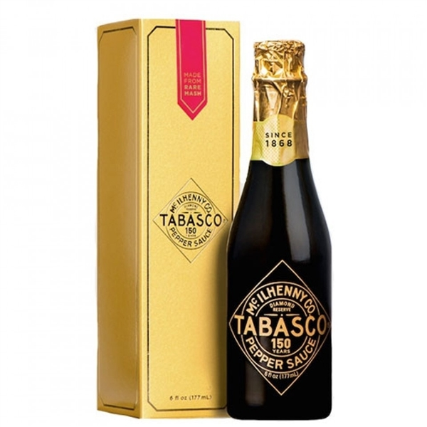 Tabasco 2018 Limited Edition 150 Years Diamond Reserve Pepper Sauce