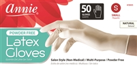 Annie Latex Gloves Powder Free, 50Ct