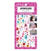 Almine Jeweled Stickers, Assorted
