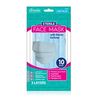 Annie Premium Face Mask with Elastic Earloop and Resealable Zipper Bag