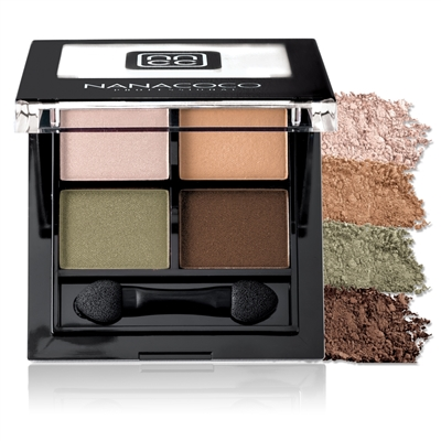 Nanacoco Professional Eyeshadow Palette in Autumn