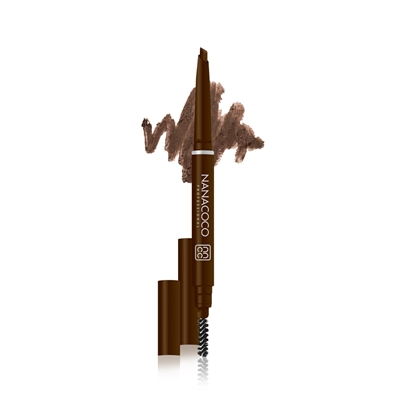 Nanacoco Professional Brow Stylers Sculpting Pencil