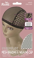 Ms Remi Premium Mesh Braiding and Weaving Cap