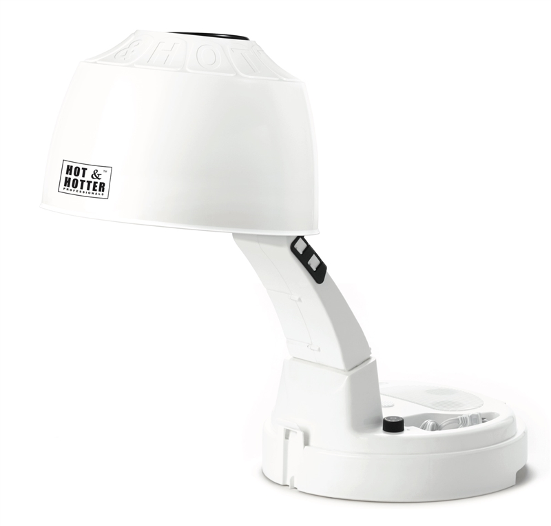 H&H Hood Dryer, White