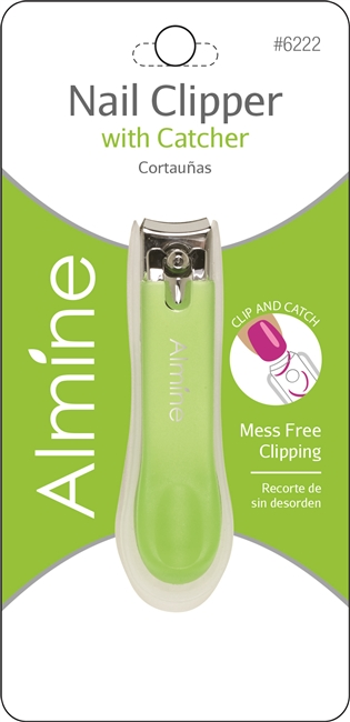 Almine Nail Clipper w/ Catcher