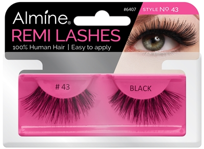 Almine Eyelashes  Multipack (Style No. 43)