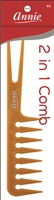 Annie 2 In 1 Comb