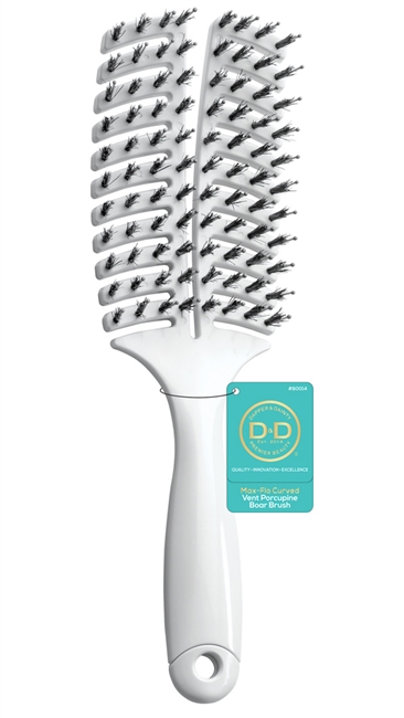 Dapper and Dainty Max-Flo Curved Vent Brush