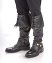 Pirate Boot Covers Mens