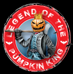 Register for Legend Of The Pumpkin King