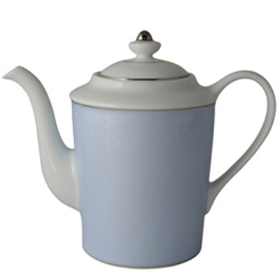 Bernardaud Dune Blue Coffee Pot