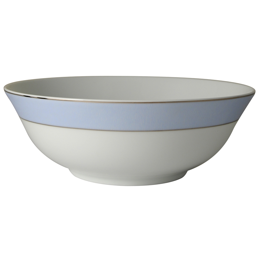 Bernardaud Dune Blue Salad Bowl - 10""