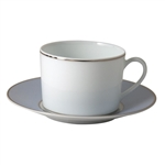 Bernardaud Dune Blue Tea Cup Only