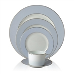 Bernardaud Dune Blue 5 Piece Place Setting