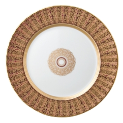 Bernardaud Incrustation Privilege Dinner Plate