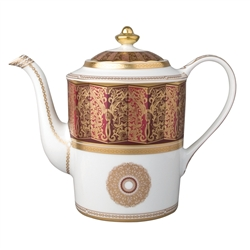 Bernardaud Incrustation Privilege Coffee Pot