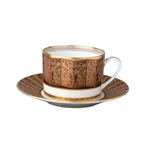 Bernardaud Incrustation Privilege Tea Saucer Only