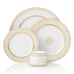 Bernardaud Soleil Levant Five Piece Place Setting