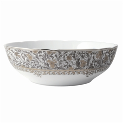 Bernardaud Eden Platinum Salad Bowl - 10""