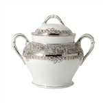 Bernardaud Eden Platinum Sugar Bowl