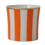 Bernardaud Galerie Royale Orange Sugar / Jam Pot