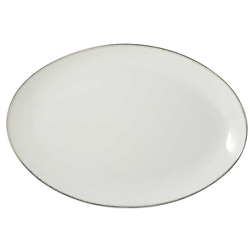 Bernardaud Top Oval Platter - 15""