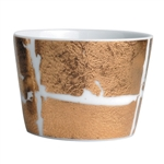 Bernardaud Gold Leaf Tumbler Small 2oz.
