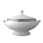 Bernardaud Athena Platinum Covered Vegetable Bowl