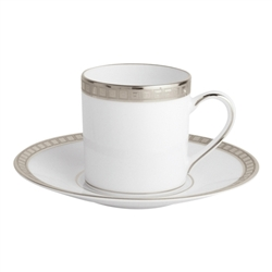 Bernardaud Athena Platinum After Dinner Saucer