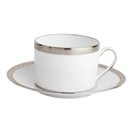 Bernardaud Athena Platinum Tea Saucer Only