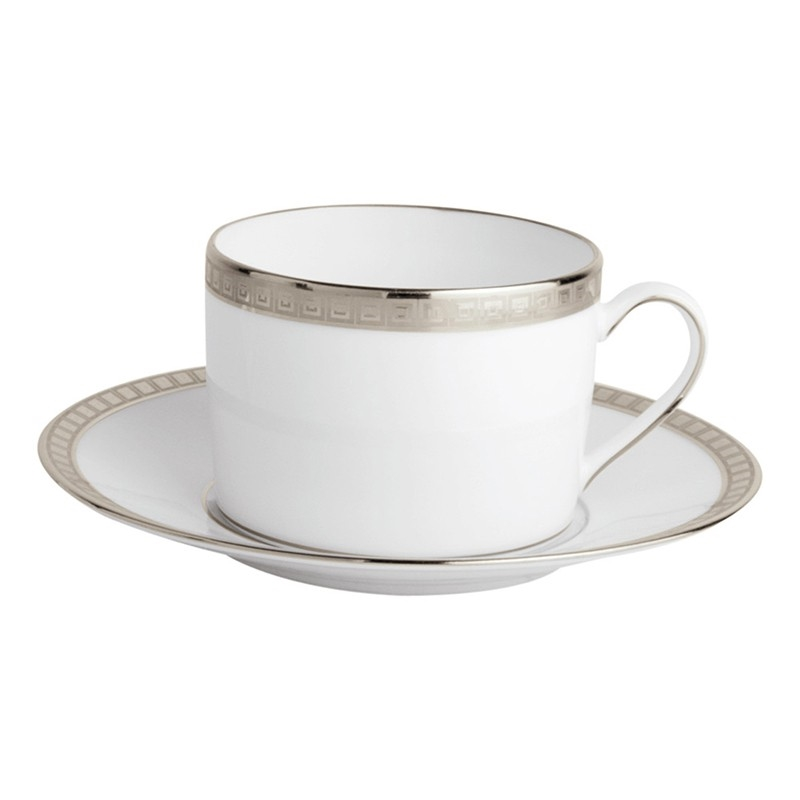 Bernardaud Athena Platinum Tea Cup Only