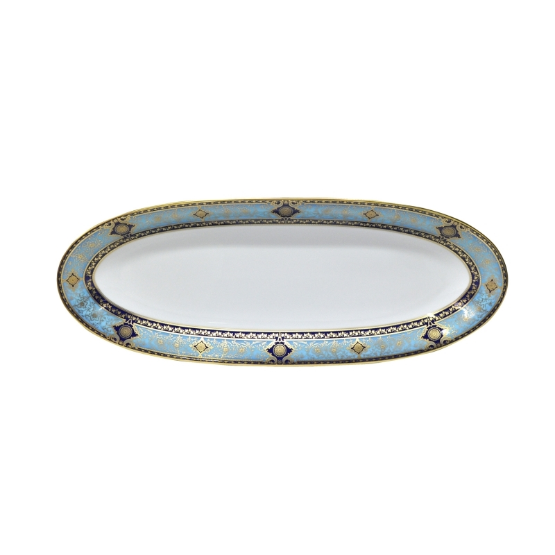 Bernardaud Grace Fish Platter
